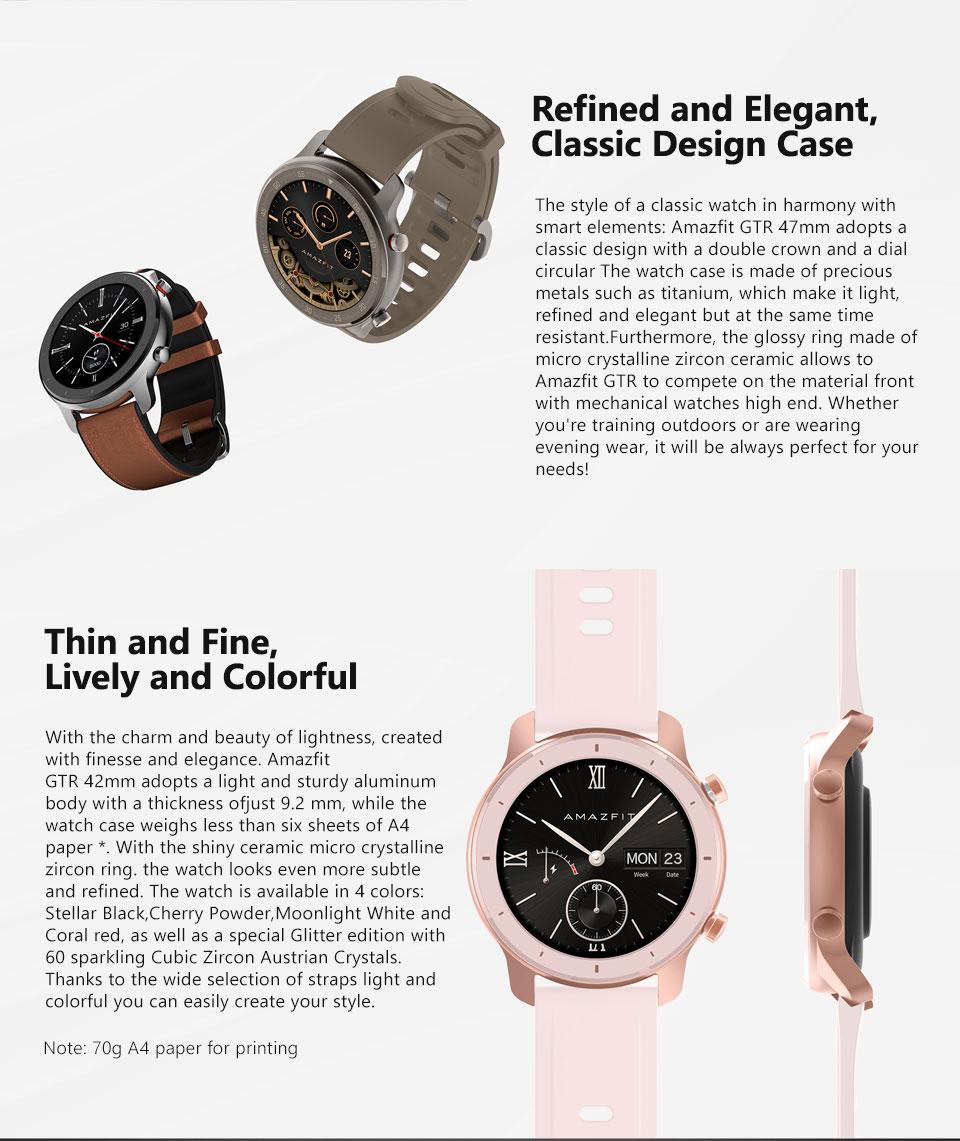 Amazfit GTR Smartwatch_02