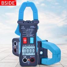 Смарт-клещи BSIDE ZT-QB1 600A ток TRMS авто-ранг DC AC Напряжение Амперметр Гц Ом NCV Тестер DMM мультиметр