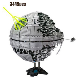 Звездные войны серии Death Star 05007 05132 05052 05042 05041 05063 05048 05026 05062 строительные блоки Наборы игрушек