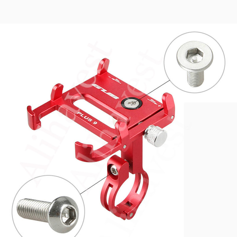 Image 4 - Phone Holder For Xiaomi Mijia M365 Electric Scooter For Qicycle EF1 M365 m187 Pro For Speedway For Jackhot Adjustable Anti drop-in Scooter Parts & Accessories from Sports & Entertainment