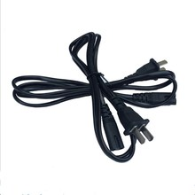 1.2 Meter Gb 8 Two Hole AC Power Cord Two Flat Plug Tape Recorder cable 8 taralabs prism helix 8 speaker cable selling meter per
