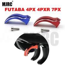FUTABA – transmetteur d'accélérateur de voiture RC 7PX 4PX 4PXR B, levier de frein, télécommande sans fil pour voiture