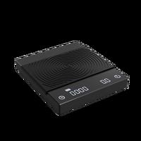 Timemore черные базовые кофейные весы, умные цифровые весы для кофе, электронные капельные кофейные весы с таймером 2 кг