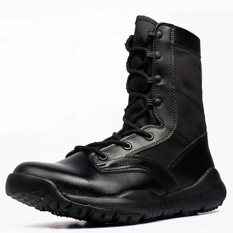 Manufacturers Direct Selling Summer Combat Boots Special Forces Men's Boot Women's Mesh Ultra-Light Outdoor Martin Boots Securit