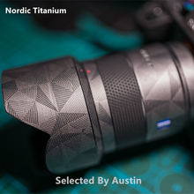 Objektiv Aufkleber Haut Wrap Film Für Sony FE 55 f 1,8 ZA Anti Scratch Abdeckung Aufkleber Schutz Fall