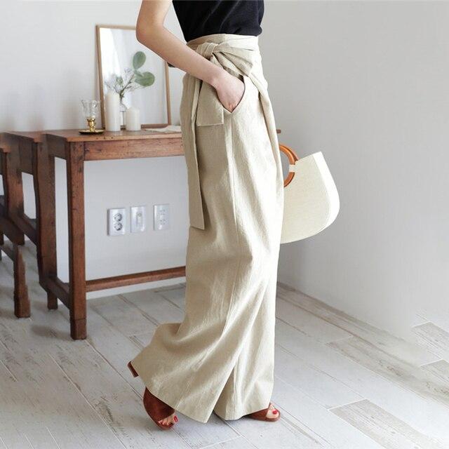 Elegant Solid Pants 2