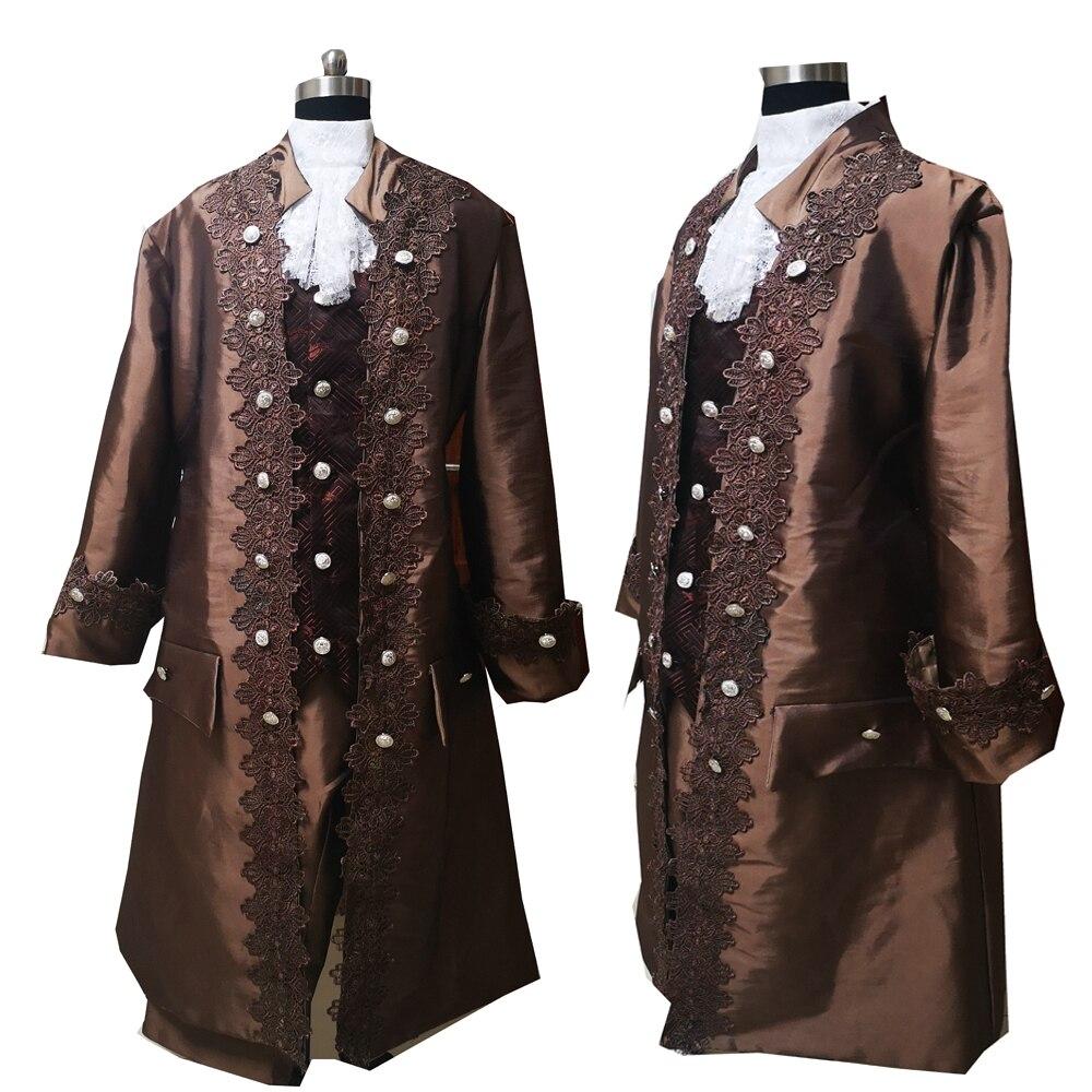 Пиджак + шорты, 2 предмета, мужские пальто с длинным шлейфом, винтажные костюмы, мужские костюмы, викторианские костюмы для сцены, мужские кос