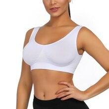 4XL XXXL Breathable Sports Bras Women Fitness Sports Yoga St