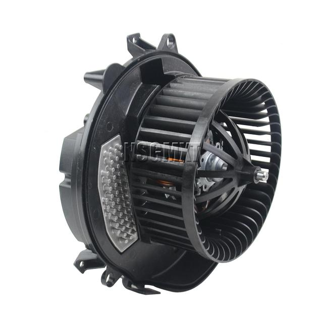 AP01 Heater Blower Fan Motor+Resistor/Module for Audi A3 TT VW Golf Passat 5Q2819021A 4