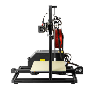 Image 3 - CR 10 DIY 3D Printer Self assemble Printing Mini High precision  Supports for Continuation Print of Power Failure