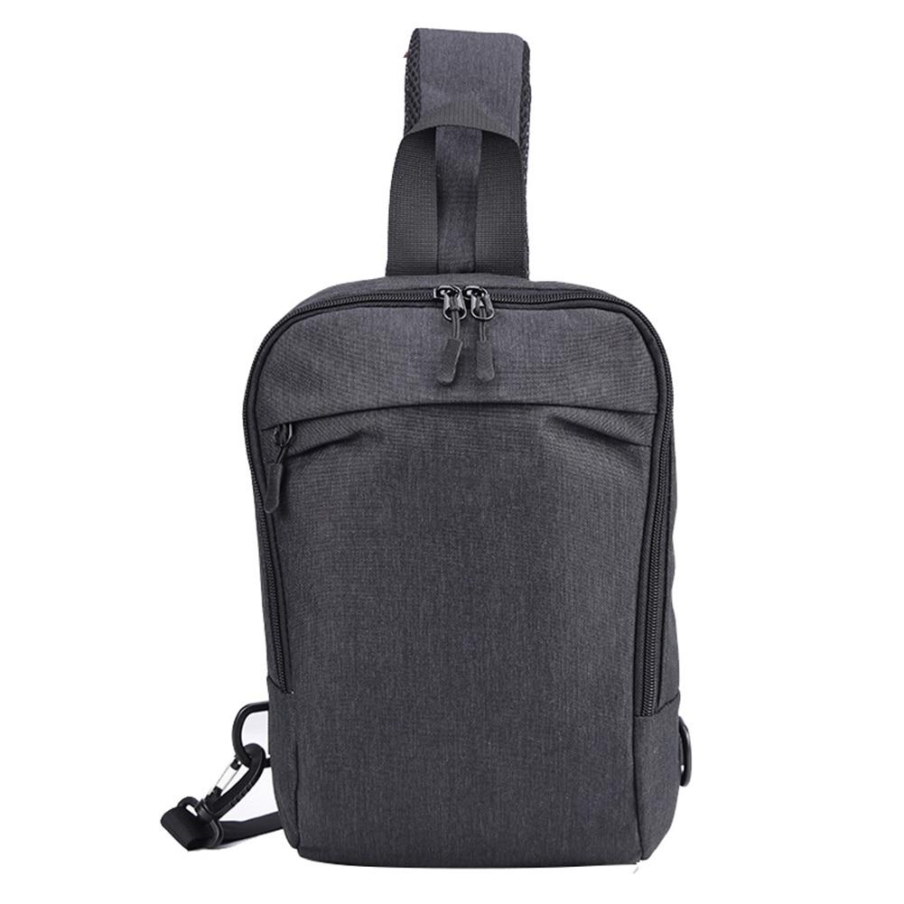 Single Shoulder Bags for Men High Capacity Backpack Crossbody Over Shoulder EDF88