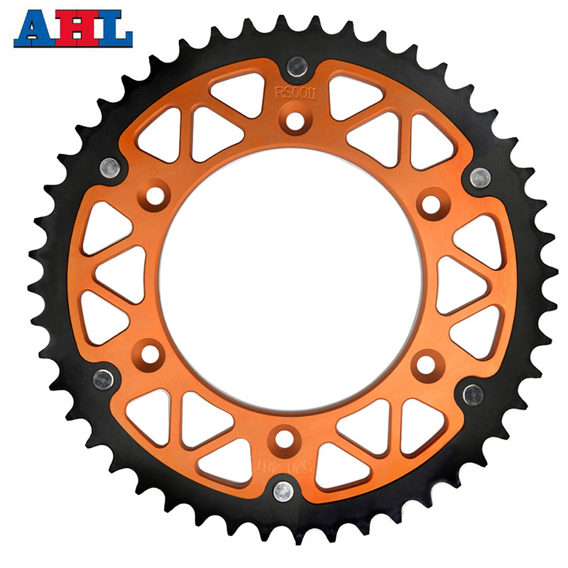 Motorcycle Rear Sprocket For KTM SX400 EXC400 EGS400 SC400 SX440 EXC450 EXC R450 SX F450 EXC500 SX500 SX F505 EXC520 SX520|Sprockets| |  - title=