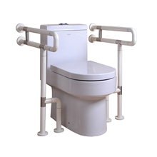 XIYANGZHUSHOU Toilet Handrail Load 200KG Stainless Steel Old Man Child Disabled Auxiliary Tool Safe Non-Slip Bathroom