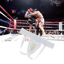 Защита паха с гелем для бокса, защитная коробка для боевых искусств, ремни для мужчин, защита паха