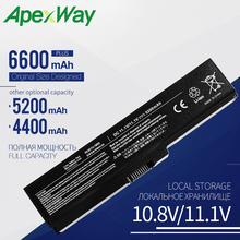 Buy 4400MAH battery for TOSHIBA PA3817 PA3817U PA3816U PA3818U Satellite L645 L655 L700 L730 L735 L750 L755 L740 L745 directly from merchant!