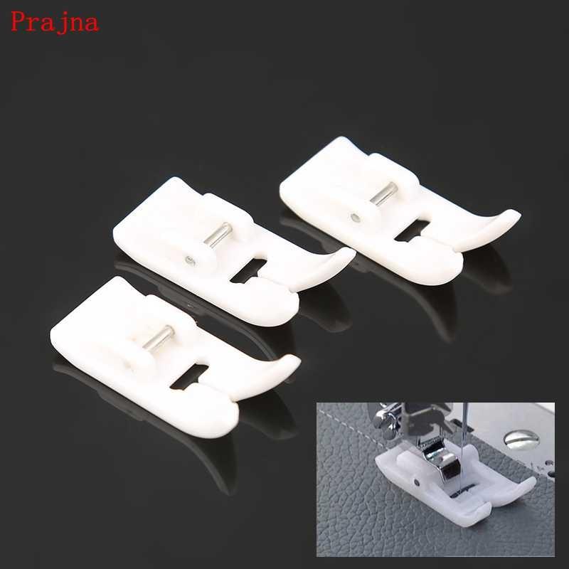Прижимная лапка с антипригарным покрытием прижимная лапка для бытовых швейных машин кожи Творческий ножки швейной машины мульти-Функция