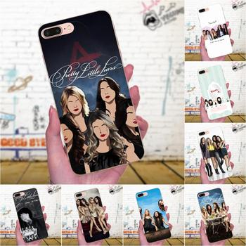Spencer Hannah Aria Pretty Little Liar For Huawei Honor 4C 5A 5C 5X 6 6C 6A 6X 7 7X 8 9 V8 V10 Y3II Y5II Y6II G8 P7 Play Lite image