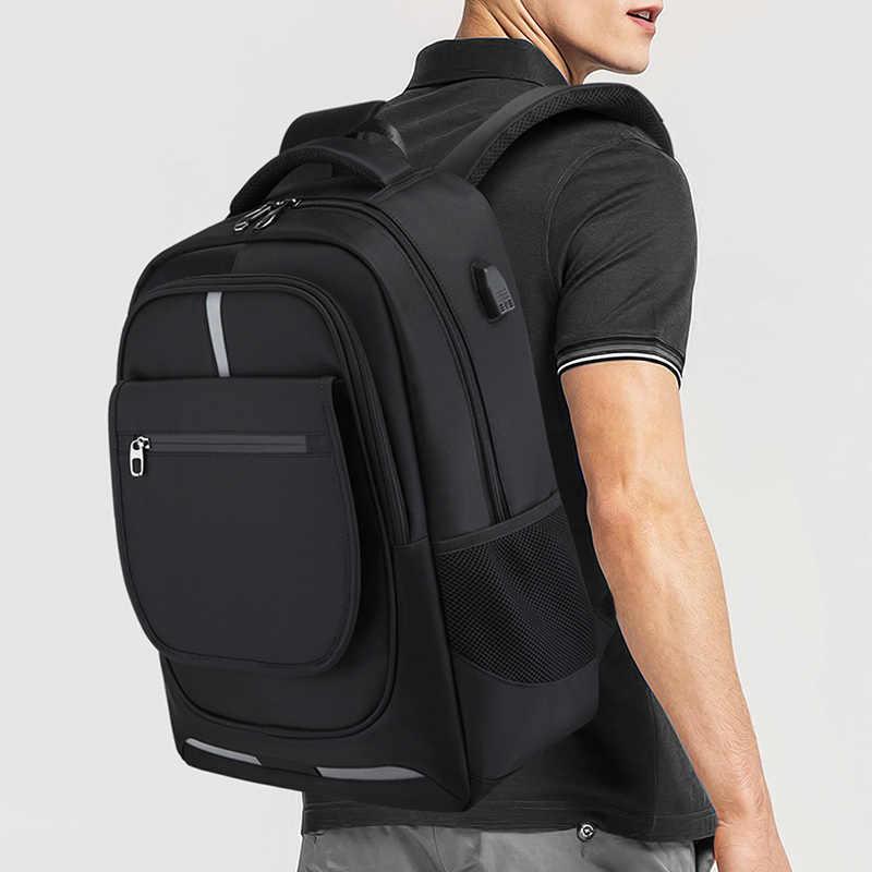 """DC. meilun multi-fonctionnel voyage sac à dos hommes adolescent école 17 """"pochette d'ordinateur étanche mâle Mochilas grande capacité sacs à dos"""