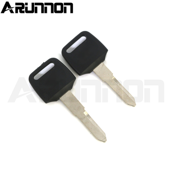 For HONDA CBR250RR CBR400 RR CBR250 NC14 NC17 NC19 NC22 NC23 NC29 NSR250 CB-1 CB400 Brand New Motorcycle Replacement Key Uncut image