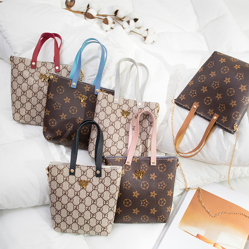 PU Beauty Makeup Bag Handbag Design Fashion Leather Crossbody Mini Messenger Women Chain Purse Female Shoulder Shopping Bag 2019