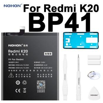 Аккумулятор Nohon для Xiaomi Redmi K20 1