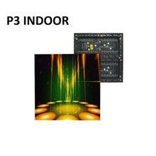 P3 светодиодный модуль полноцветный СВЕТОДИОДНЫЙ панельный дисплей