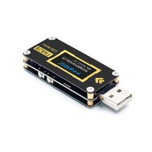 Image 5 - Fnb28 medidor de corrente e tensão tester usb qc2.0/qc3.0/fcp/scp/afc protocolo de carregamento rápido teste de capacidade de gatilho