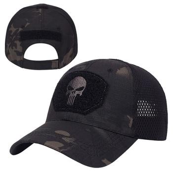 כובע גולגולת גברים