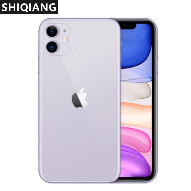 "Verwendet Original Entsperrt Apple iPhone 11 Handy 6.1 ""Zoll Volle LCD Display 64/128/256GB ROM IOS Hexa Core 4G LTE SmartPhone"