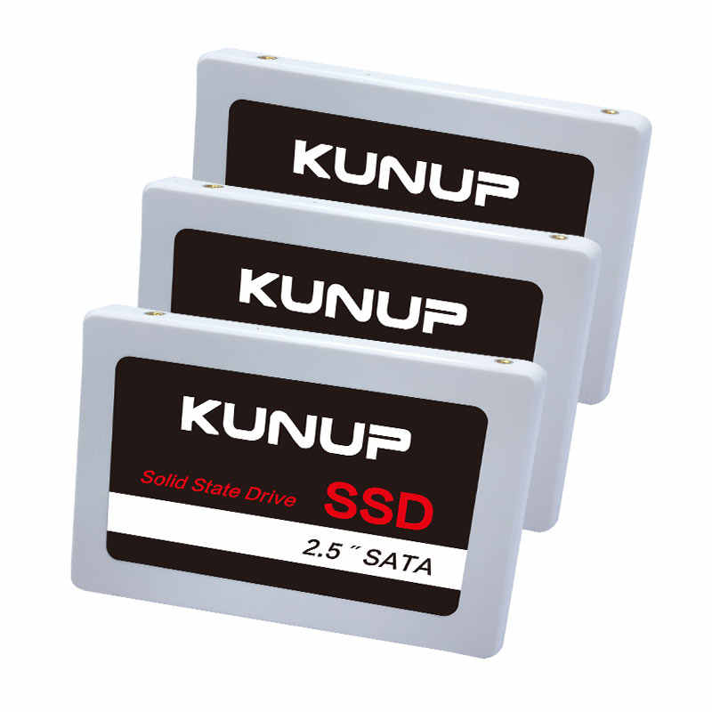 """Kunup SSD жесткий диск 60GB 240GB 120GB 480GB 960GB 1TB SSD disco duro de 2,5 disco de estado sólido discos 2,5 """"interna SSD128GB 256GB"""