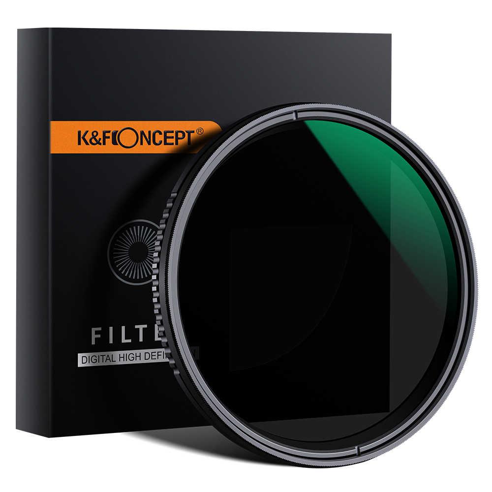 ND2 to ND400 Filter JINYANG JINYANG Photography 105mm ND Fader Neutral Density Adjustable Variable Filter