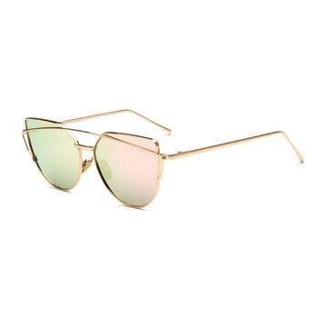 Γυαλιά ηλίου cat eye vintage ros