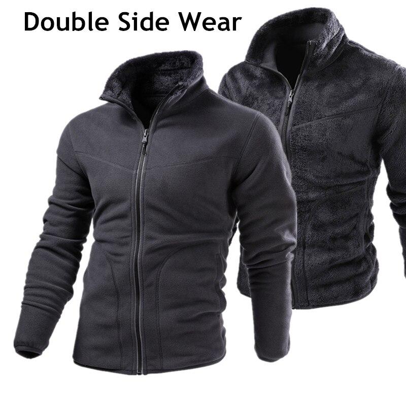 Fleece Jacket Fishing Outdoor Windproof Coat Winter Women's Warm Autumn Thick Riding