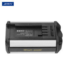 Оригинальный аккумулятор для JIMMY JW31, беспроводная мойка высокого давления