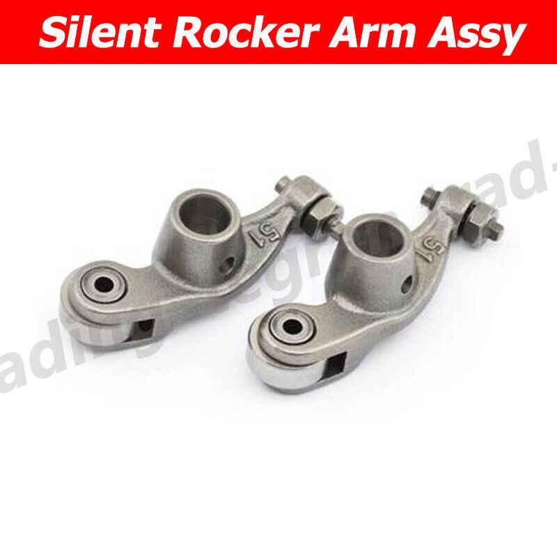 Grote Boring Upgrade Nokkenas Cilinder Kit 65.5mm Roller Tuimelaar voor Yamaha YBR125 YBR 125 XTZ125 YB125Z 185cc Gemodificeerde motor