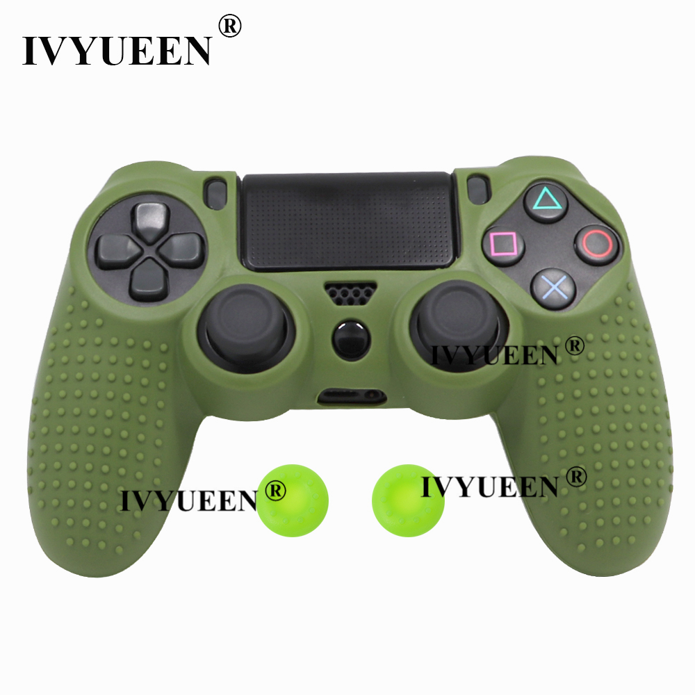for Sony PlayStation dualshock 4 ps4 pro slim controller silicone case skin 03