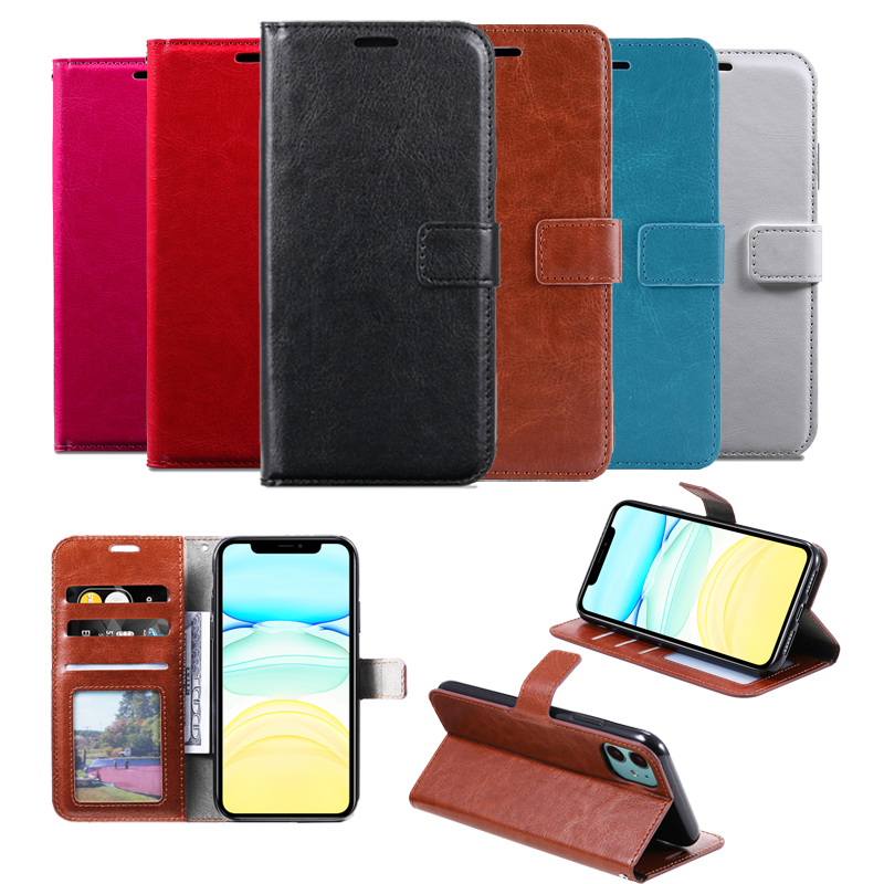 Flip <font><b>Case</b></font> <font><b>Leather</b></font> for <font><b>Samsung</b></font> Galaxy S20 Ultra S10E S10 S9 S8 Note 10 9 8 J4 J6 Plus J3 J7 2018 <font><b>J5</b></font> 2016 S7 S6 Edge Cover image