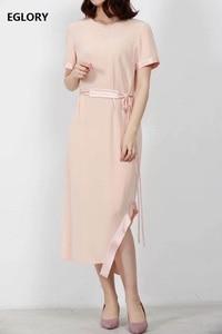 Высококачественное новое подиумное модное платье 2020 летнее женское платье с поясом в стиле пэчворк с коротким рукавом асимметричное черно...