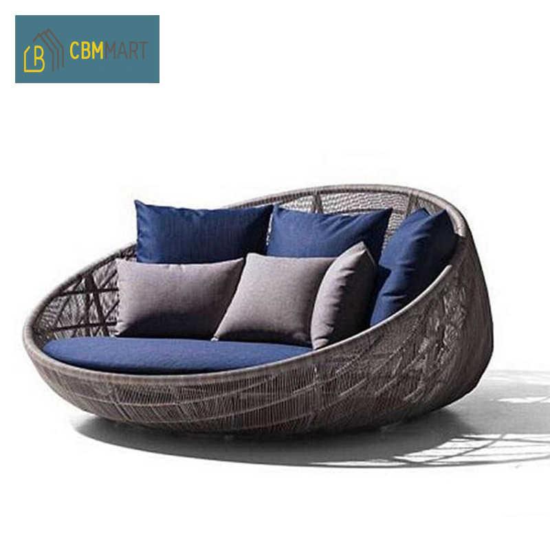 daybed outdoor furniture waterproof