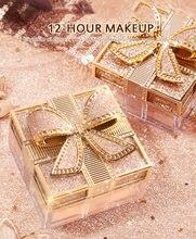 Poudre libre poudre libre réglage poudre fond de teint longue durée imperméable à l'eau anti-transpiration correcteur cosmétique maquillage TSLM1