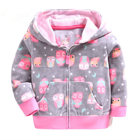 2020 novo bebe meninas de manga comprida rosa gato hoodie velo topos crianca camiseta criancas
