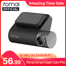 Cam Parking-Monitor Dash-Cam Gps Coordinates Wifi 70 Mai Night-Vision And Pro Voice 1