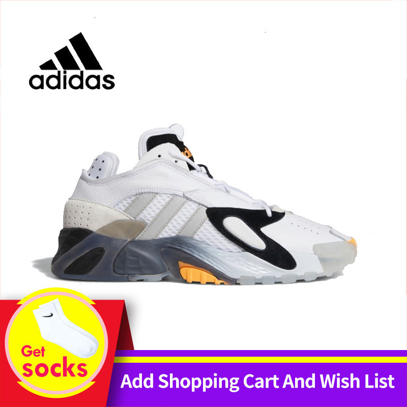 <font><b>Adidas</b></font> Clover Streetball Men <font><b>Running</b></font> Shoes Classic Gym Comfortable Light Breathable <font><b>Sneakers</b></font> Men #EE4968 image