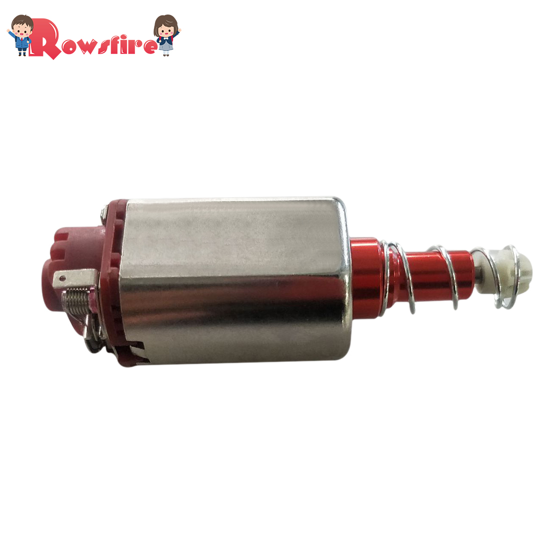 460 Long-axis Motor With Metal Location Bearing 8 Teeth Reinforced Nylon Motor Gear For JM Gen.9 M4A1 Motor