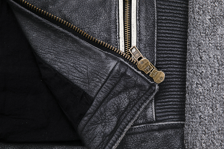 H2eb8a3a0a1d849a4b3f63e032103c44dL 2019 Vintage Black Men Leather Motorcyclist Jacket Skull Embroidery Plus Size 3XL Genuine Cowhide Short Biker Coat FREE SHIPPING