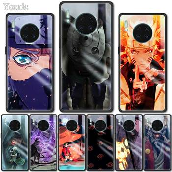 Перейти на Алиэкспресс и купить Glass Case For Huawei Mate 30 Pro 5G 10 Lite 20 X Black Soft Edge Phone Cover Shell For Huawei Nova 6 SE 7i CCC стеклянный чехол для Huawei Mate 30 Pro 5G 10 Lite 20 X черный мягкий край чехол для телефона ...
