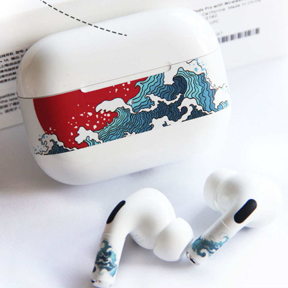 Camouflage Color Dust Guard for AirPods Pro 31