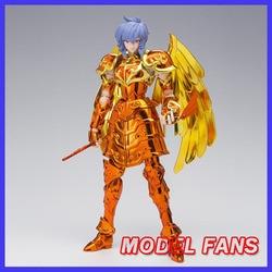 MODEL FANS PRE-ORDER JModel Saint Seiya cloth myth EX Marina Solent PVC Action Figure Metal Armor Model Toys