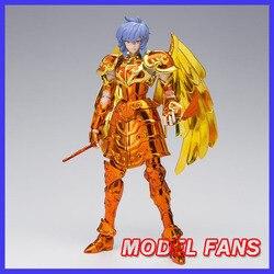 MODELL FANS IN-LAGER JModel Saint Seiya tuch mythos EX Marina Solent PVC Action Figure Metall Rüstung Modell Spielzeug