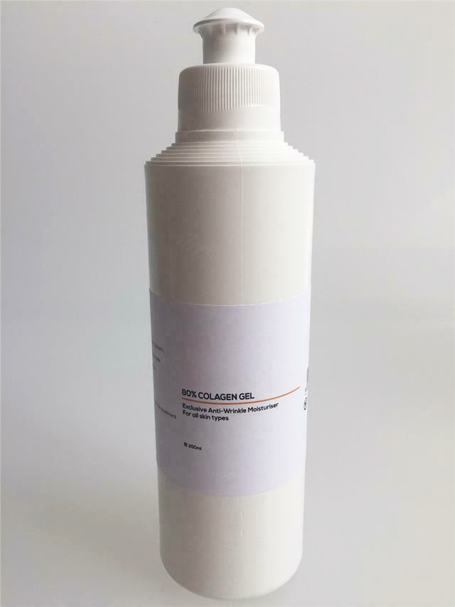 Collagen Anti-Ageing Gel Galvanic Spa Facial RF LED Treatment Firm Lift 250ml